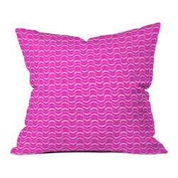 DENY Designs - Hadley Hutton Spring Spring Collection 3 Throw Pillow - Wanna transform a serious room into a fun, inviting space? Looking to complete a room full of solids with a unique print? Need to add a pop of color to your dull, lackluster space? Accomplish all of the above with one simple, yet powerful home accessory we like to call the DENY throw pillow collection! Custom printed in the USA for every order.