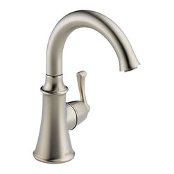 Delta Beverage Faucet - 1914-SS-DST - Timeless design for today's homes