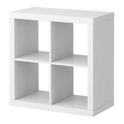 EXPEDIT Shelving unit - Shelving unit, white