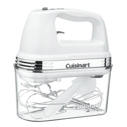 Cuisinart - Cuisinart Power Advantage PLUS 9-Speed 220-Watt Hand Mixer - 220-watt total power with automatic feedback