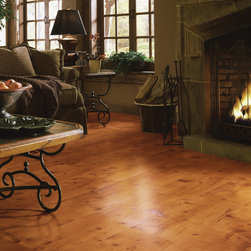 Pine Planks | Dupont - This laminate floors is imitating the look of pine.