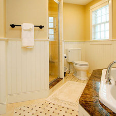 Traditional Bathroom by Encore Construction