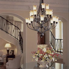 Traditional Chandeliers by Maxim Lighting International