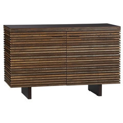 contemporary buffets and sideboards by Crate&amp;Barrel