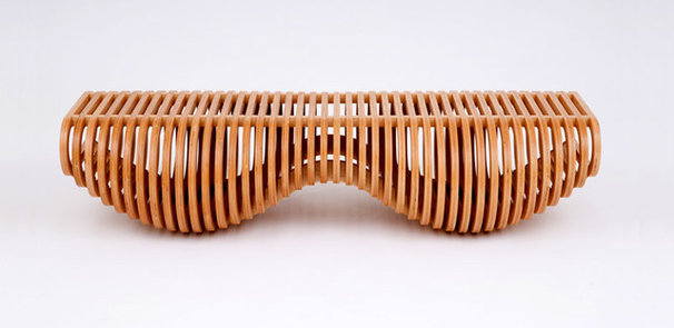 Contemporary Indoor Benches by Lerival