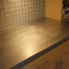Traditional Kitchen Countertops by Brooks Custom