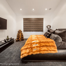 Contemporary Bedroom by dRichards Interiors