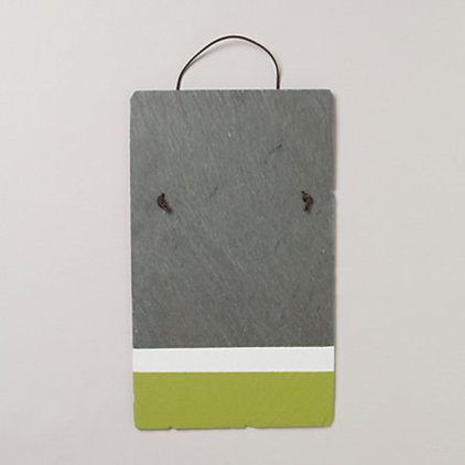 contemporary bulletin board by Terrain