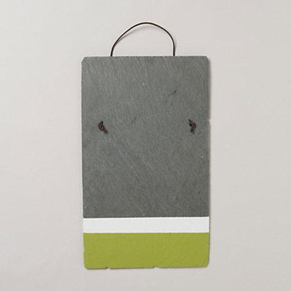 Contemporary Bulletin Board by Terrain