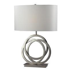 Dimond - Dimond D2058 Trinity Contemporary Table Lamp - Dimond D2058 Trinity Contemporary Table Lamp
