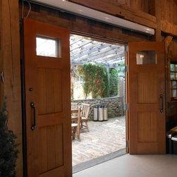 Party Barn Doors -