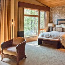 Contemporary Bedroom by BARRETT STUDIO architects
