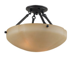 Sea Gull Lighting - Sea Gull Lighting 77474 Two Light Ceiling Light Kit from Century Collection - Two Light Ceiling Light Kit from Century Collection
