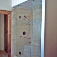 Showers by Valley Glass & Windows