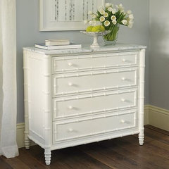 tropical dressers chests and bedroom armoires by Williams-Sonoma Home