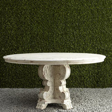 Traditional Outdoor Dining Tables by Horchow