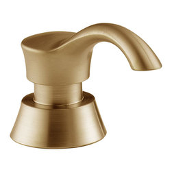 Delta Soap/Lotion Dispenser - RP50781CZ - With the full line of Delta(R) kitchen faucets, it's easy to find just the right touch for your kitchen.