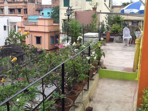 how to make a roof garden in india