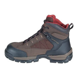 "Men's footwear Wolverine Amphibian Carbonmax Gore-Tex 6"" Composite Toe Boot - Find the best brand of safety shoes and boots that make you happy in any where. find the idea about the Men's footwear Wolverine Amphibian Carbonmax Gore-Tex 6"" Composite Toe Boot."