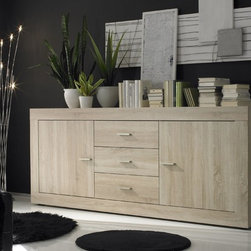 Modern Sideboard Rustica - $699.00 - Rustica sideboard, Made in Italy by LC Mobili.