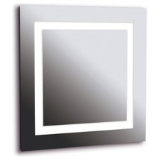 Contemporary Makeup Mirrors by Hayneedle