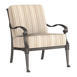 Woodard Wiltshire Stationary Lounge Chair