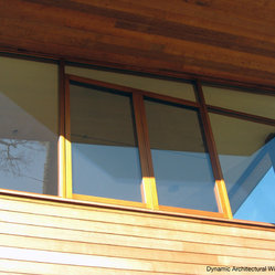 Contemporary Wood Windows