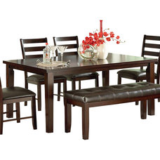 Contemporary Dining Tables by eFurniture Mart