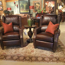 Traditional Armchairs And Accent Chairs by High Country Furniture & Design