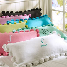 modern kids bedding by PBteen