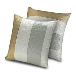 Missoni Home - Kaduna Pillow 16x16 - Quick Ship | Missoni Home - Design by Rosita Missoni.