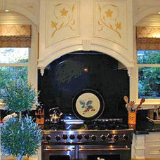 Traditional Kitchen by Jessica Hall Associates