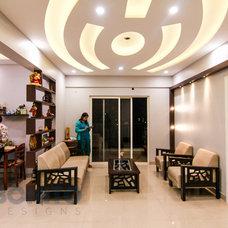 Contemporary Living Room by Bonito Designs