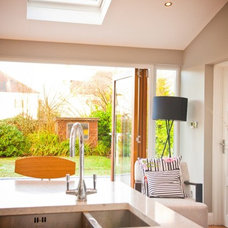 Contemporary Windows And Doors by Slidingbifolds
