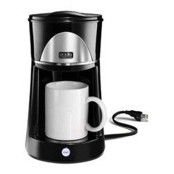 Andis Company - One Cup Coffee Maker - Features: