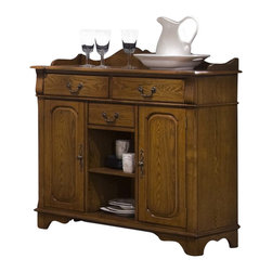 Liberty Furniture - Liberty Furniture Nostalgia Traditional Rectangular Server in Oak - Nostalgia Traditional Rectangular Server in Oak is a part of Nostalgia Collection by Liberty Furniture What's included: Server (1).