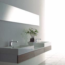 Modern Bathroom Vanities And Sink Consoles -
