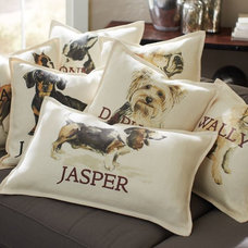 Eclectic Decorative Pillows by Pottery Barn