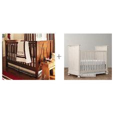 back {to} domestics: my DIY cribs