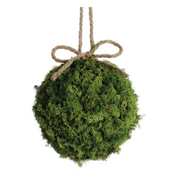 Silk Plants Direct - Silk Plants Direct Preserved Reindeer Moss Ball (Pack of 4) - Silk Plants Direct specializes in manufacturing, design and supply of the most life-like, premium quality artificial plants, trees, flowers, arrangements, topiaries and containers for home, office and commercial use. Our Preserved Reindeer Moss Ball includes the following: