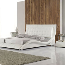 contemporary beds by Bull Furniture