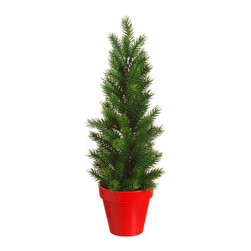Silk Plants Direct - Silk Plants Direct Pine Tree (Pack of 6) - Green - Pack of 6. Silk Plants Direct specializes in manufacturing, design and supply of the most life-like, premium quality artificial plants, trees, flowers, arrangements, topiaries and containers for home, office and commercial use. Our Pine Tree includes the following: