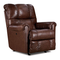 Shop chairs on houzz for Bulldog pad over chaise rocker recliner