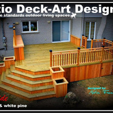 by Patio Deck-Art