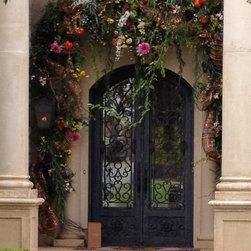 CUSTOM WINDOWS & DOORS - Grunburg Windows & Doors, Custom Iron Doors
