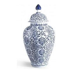 Chelsea House - Chelsea House Vase Queens Gate Ceramic - Product Details