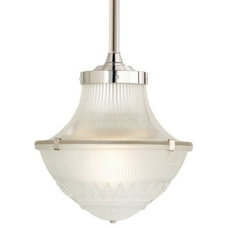 Pendant Lighting Pullman Suspension Pendant by Wilmette Lighting