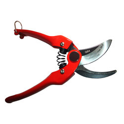 Zenport - Zenport Euro Pro Pruner - All new Zenport Q64 Heavy Duty Pruner. Features 7-Inch overall length, strong steel handles and High carbon SK-5 Japanese Steel blade. The reduced size of this professional pruner fits smaller hands and a smaller budget!