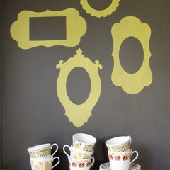 modern decals by Etsy