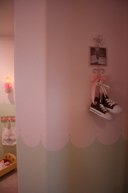 Traditional Nursery by It's The Little Things...